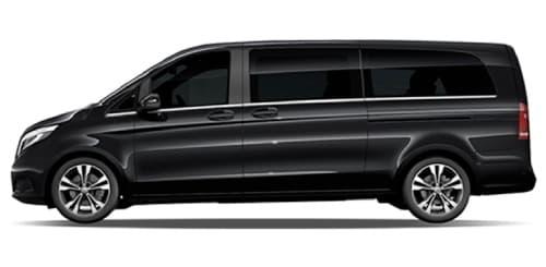 Location minibus avec chauffeur Quimper Mercdes Classe V