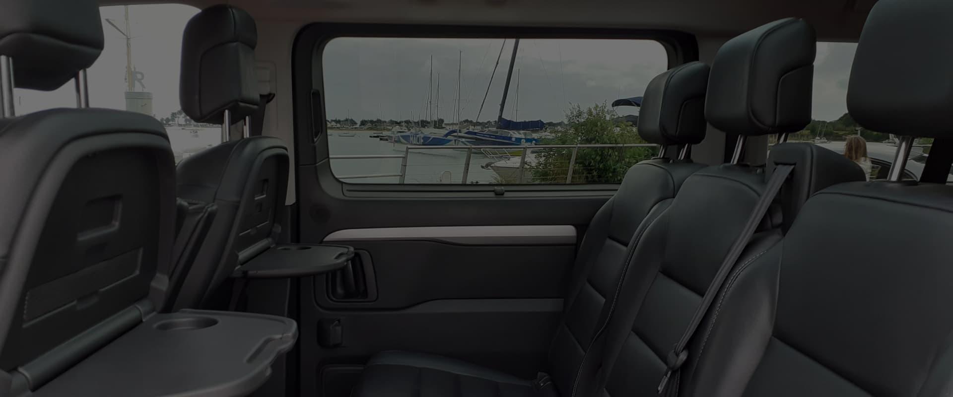 One Cab Chauffeur Prive VTC Quimper Benodet